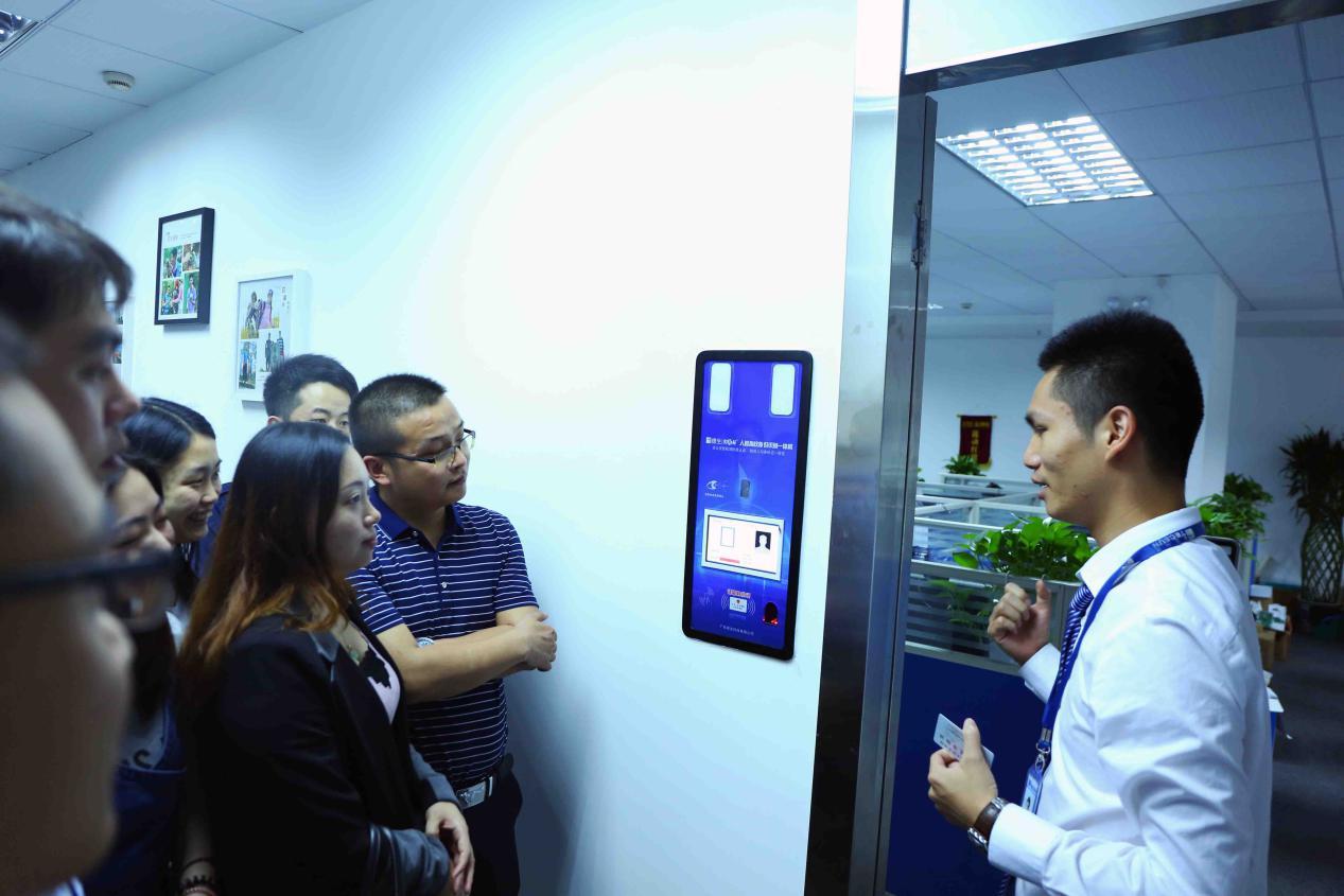 高级技术开发工程师林炎辉老师讲授:《实名易人脸指纹门禁系统实操》