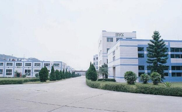 白云山化学制药厂地理位置示意图